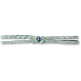 Prana Printed Double Headband Women agave sizzle